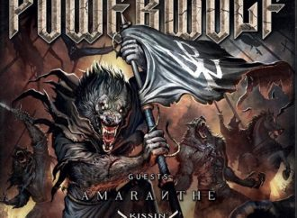Powerwolf : 10 dates en janvier
