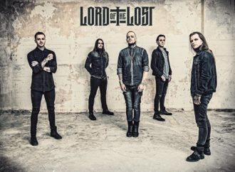 LORD OF THE LOST: European Tour