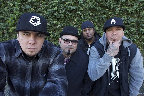 P.O.D diffuse la vidéo de «Rockin' With The Best»
