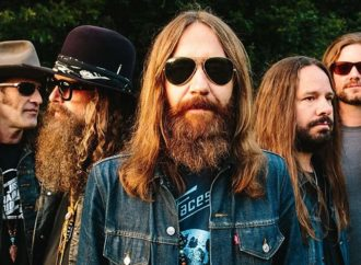 Blackberry Smoke au Cabaret Sauvage le 31 octobre 2018
