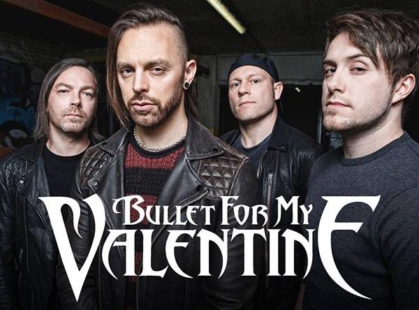 BULLET FOR MY VALENTINE :  vidéo de «Not Dead Yet»