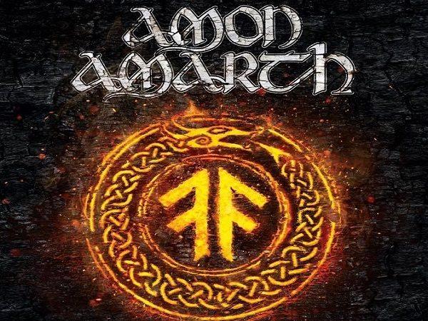 AMON AMARTH : l'album Live le 16 novembre 2018