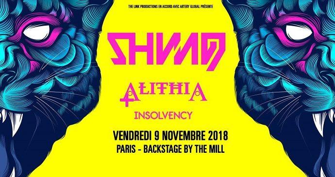 Shining + AlithiA + Insolvency le 9 novembre