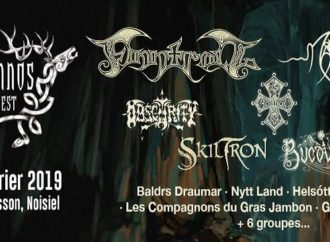 Cernunnos Pagan fest XIème édition – Troisième annonce !
