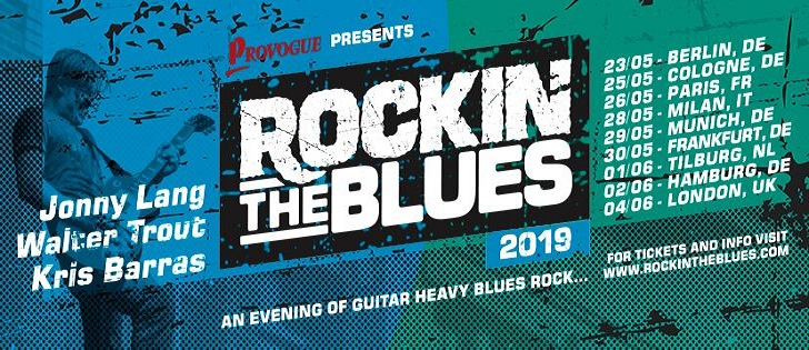 Festival Rockin' The Blues' 2019