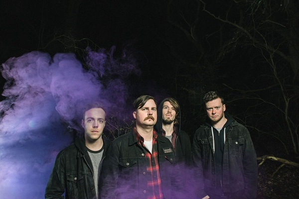 "BLACK PEAKS : Nouvel album ""All that Divides"""