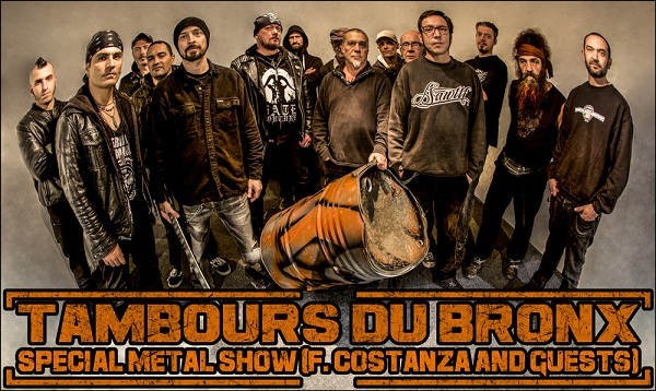 Les Tambours du Bronx – Weapons of Mass Percussion