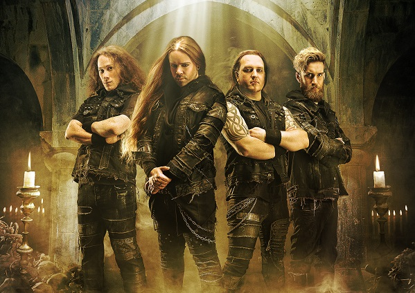 Nothgard : 3ème single, 'Fall Of An Empire'