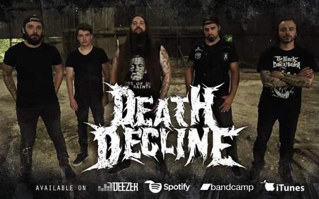 DEATH DECLINE :  Prochaines dates de concerts