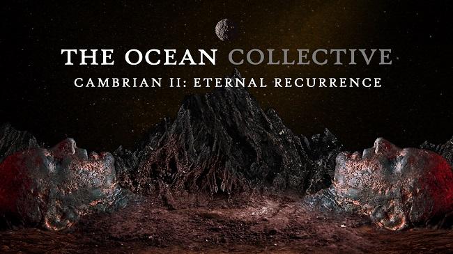 """The Ocean Collective  : Vidéo de """"Cambrian II: Eternal Recurrence"""""""