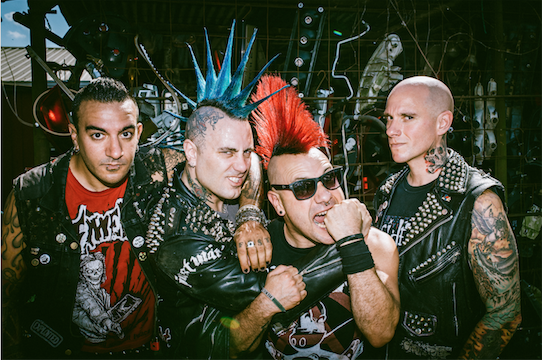 THE CASUALTIES : Nouvelle chanson « Ashes Of My Enemies »