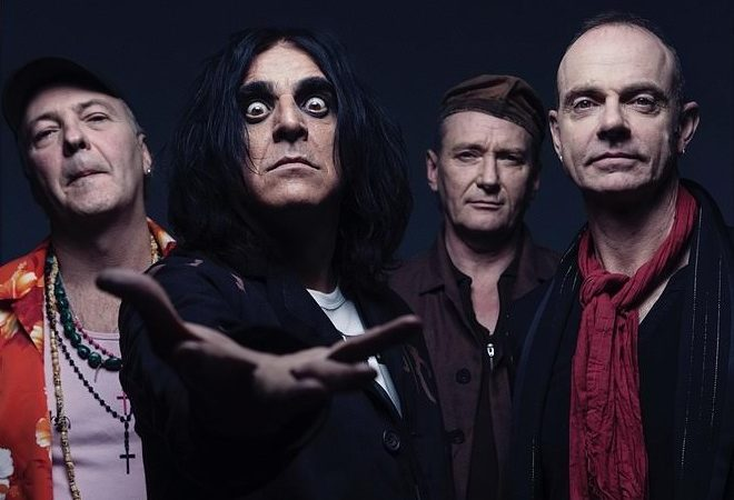 KILLING JOKE LE 27 OCTOBRE 2018 AU CABARET SAUVAGE