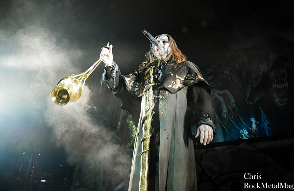 Powerwolf + Amaranthe + Kissin Dynamite