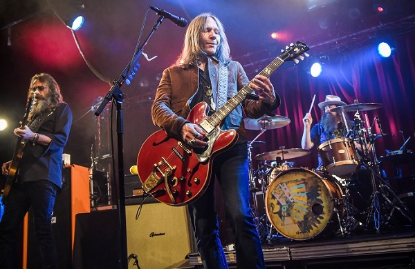 Blackberry Smoke + Quaker City Night Hawks