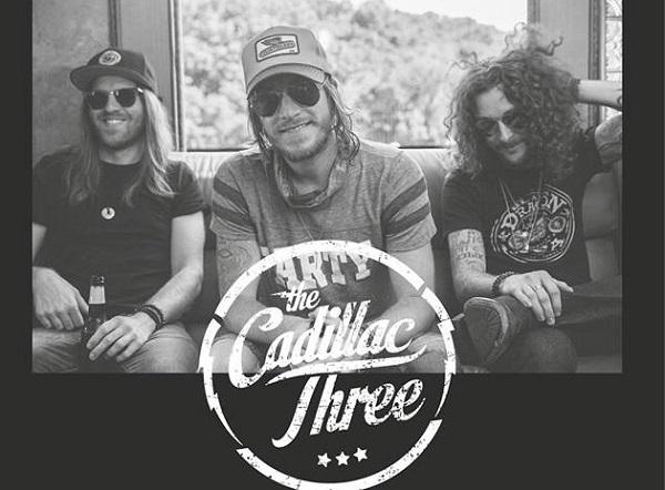 The Cadillac Three  aux Étoiles le 4 décembre 2018