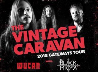 The Vintage Caravan, Wucan, Black Mirrors