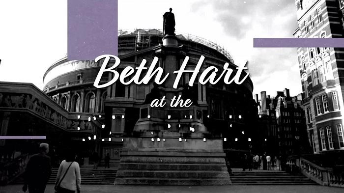 BETH HART : live At The Royal Albert Hall