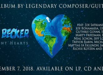 JASON BECKER : Nouvelle vidéo « Hold On To Love »