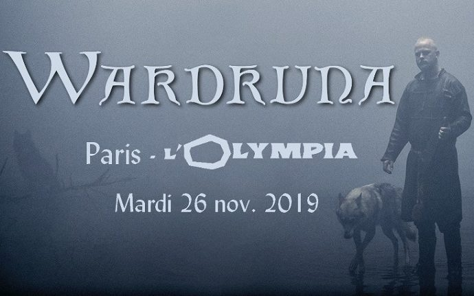 WARDRUNA – Annonce sa tournée européenne pour 2019 !