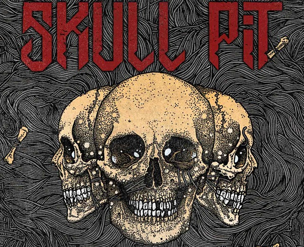 Skull Pit : Album «Skull Pit» (sortie le 16 novembre 2018)