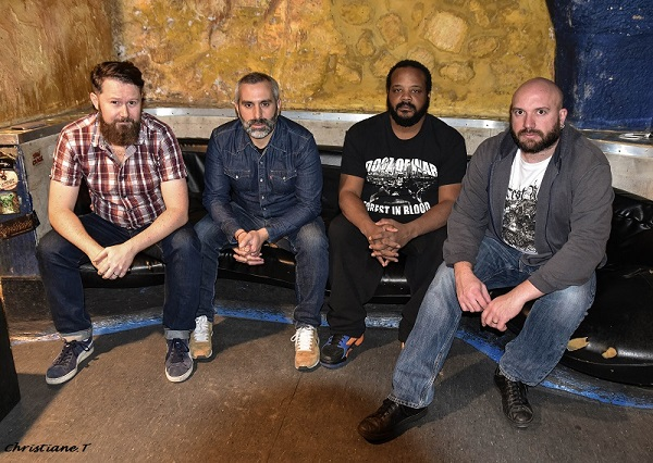 interview : FOREST IN BLOOD