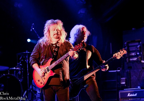 MOLLY HATCHET : Live Report du 18 décembre