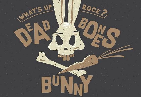 DEAD BONES BUNNY : Nouvel album le 15 janvier 2019