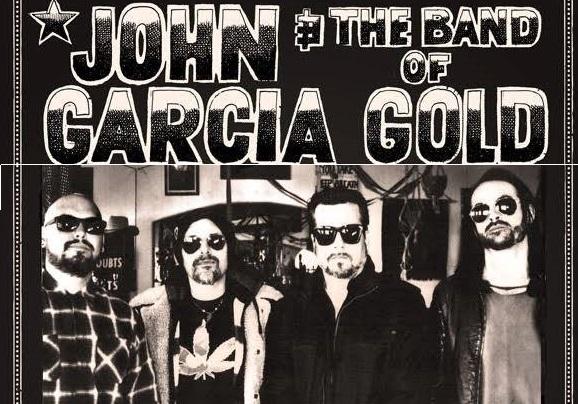 JOHN GARCIA : nouveau titre en écoute