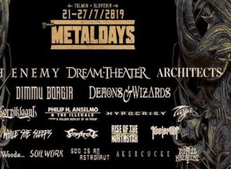Arch Enemy en tête d'affiche du MetalDays !