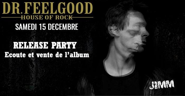 Jimm : Release Party le 15 décembre à Paris