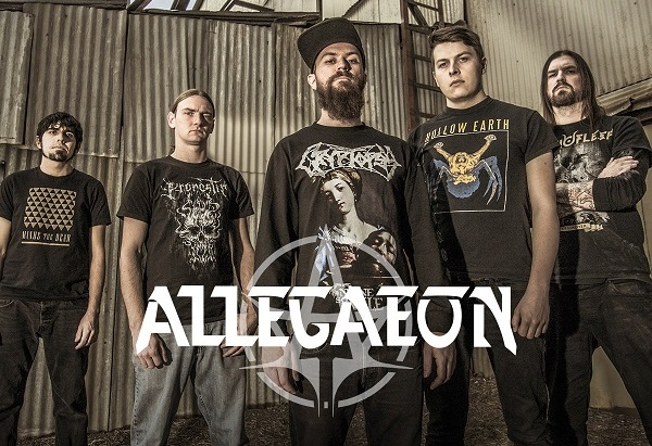 Allegaeon : nouvel album 'Apoptosis'