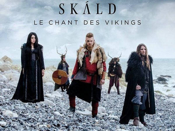 SKÁLD – Album Le Chant des Vikings