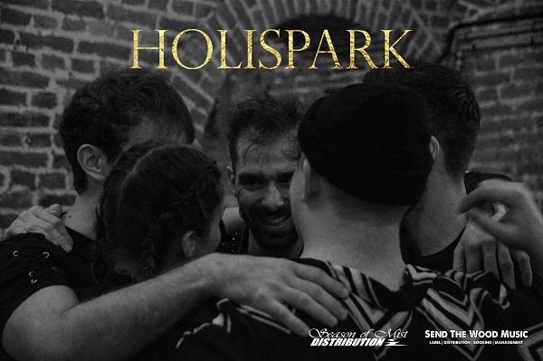 HOLISPARK Nouvelle lyric vidéo