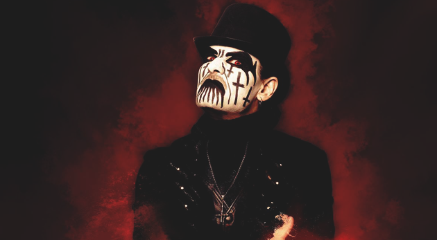 King Diamond nouveau clip Live