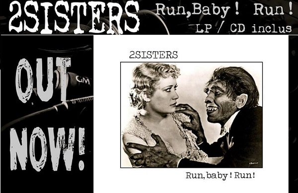 2sisters : Album «Run Baby, Run»