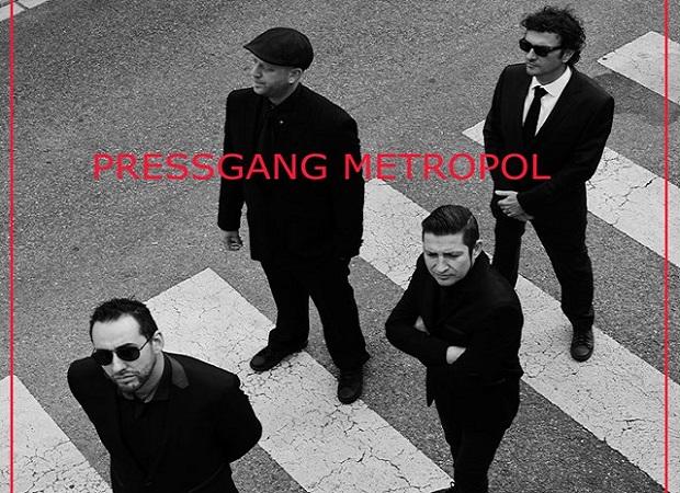 PRESS GANG METROPOL : nouveau label