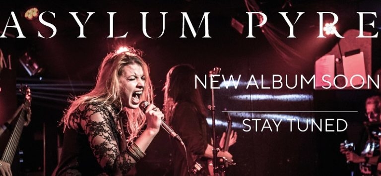 ASYLUM PYRE : Trailer du nouvel album