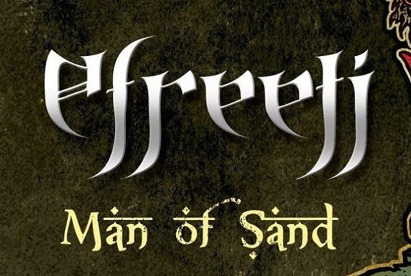 "EFREETI: nouvel album ""Man of Sand"""