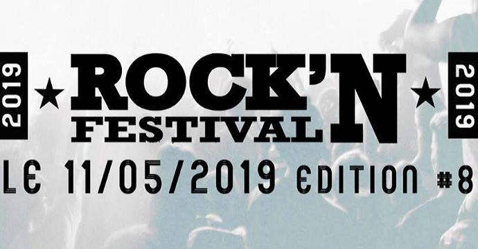 ROCK'N Festival 2019 : 8ème édition