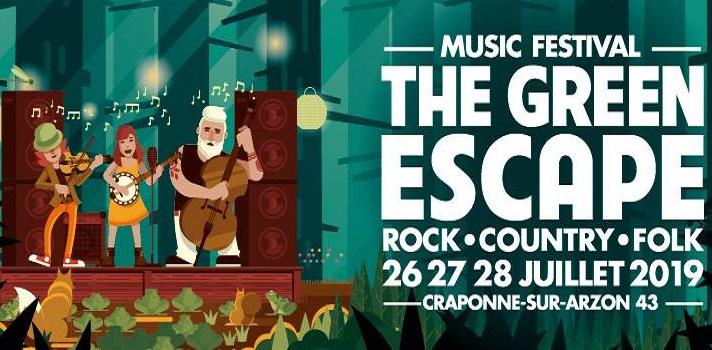 The Green Escape Festival 2019