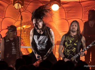 Amorphis + Soilwork Jinjer + Nailed to obscurity