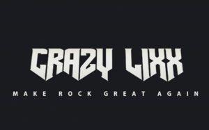 Crazy Lixx :  «Wicked» en écoute