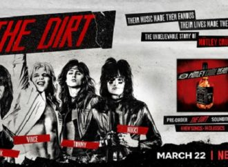 MÖTLEY CRÜE : « The Dirt » sort demain