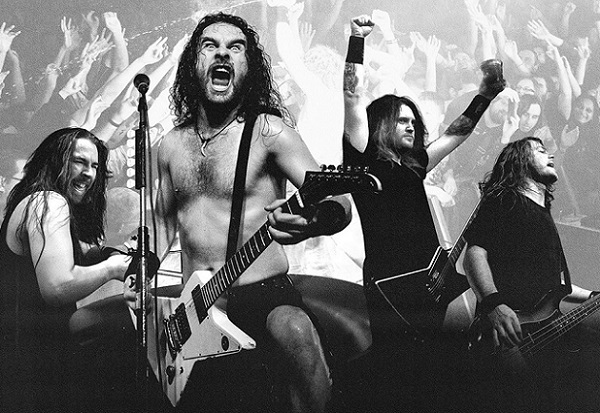 AIRBOURNE ENFIN DE RETOUR EN FRANCE