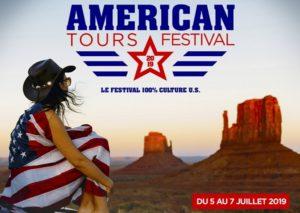 AMERICAN TOURS Festival 2019 news