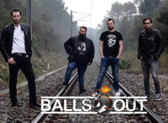 BALLS OUT au Metal Story le 25 mai