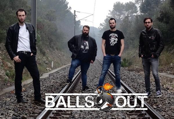 BALLS OUT : 1ères dates de concerts annoncées