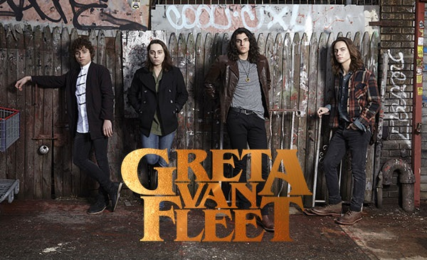 GRETA VAN FLEET : Meilleur Album Rock