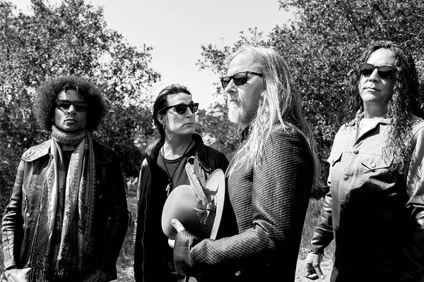 Alice in Chains + Black Rebel Motorcycle Club
