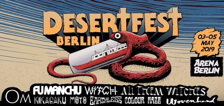 DESERTFEST BERLIN 2019 / news